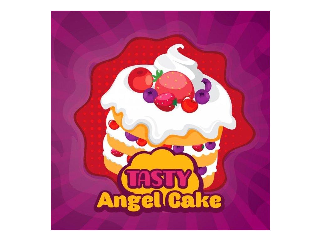 Big Mouth - Tasty - Angel Cake (Dortík, Smetana a Vanilka) Aroma
