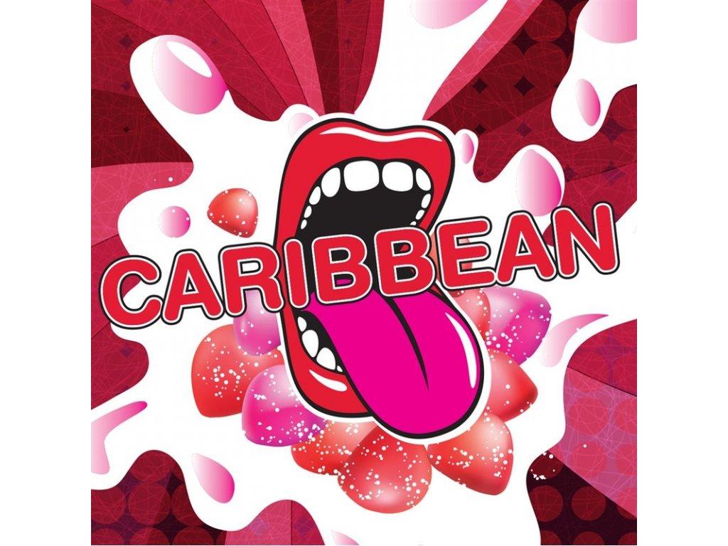 Big Mouth - Caribbean (Želé) Aroma