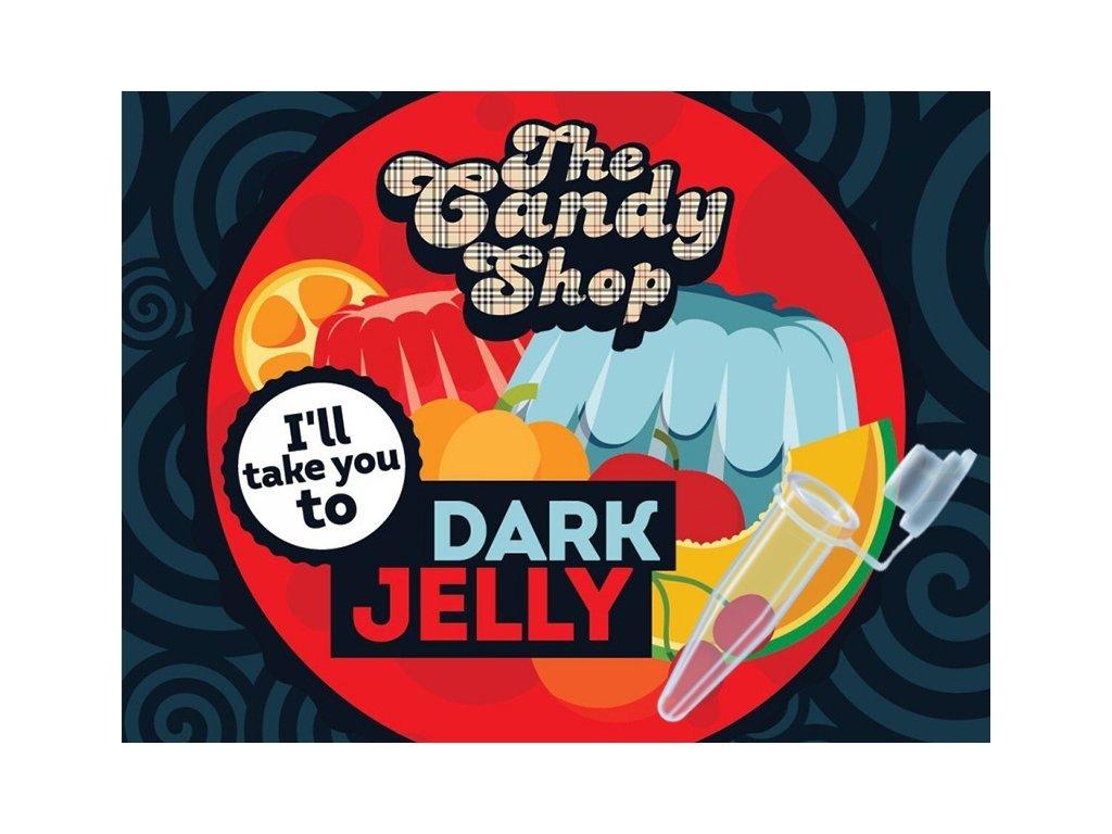 Big Mouth - The Candy Shop - Dark Jelly (Želé, Pomeranč, Třešeň, Jablko, Meloun žlutý) Aroma