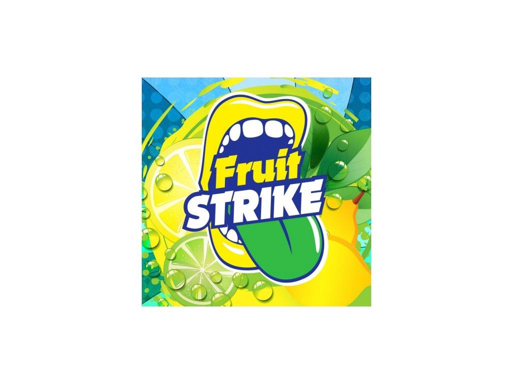 Big Mouth - Fruit Strike (Bonbóny šumivé, Citrón a Limetka) Aroma