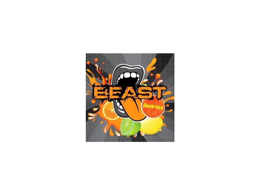 Big Mouth - Beast - Sunrise (Citrón, Limetka a Pomeranč) Aroma