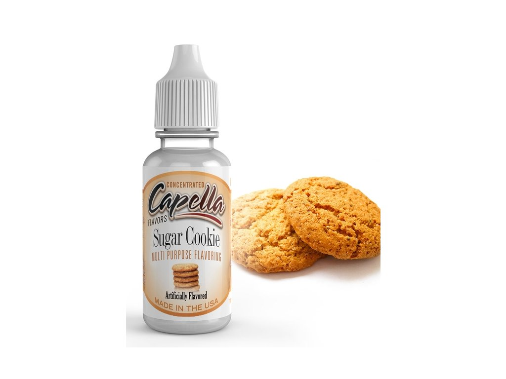 Capella Sugar Cookie (Sušenka) Aroma