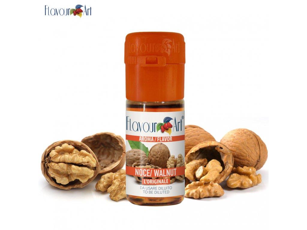 FlavourArt Walnut (Ořech) Aroma