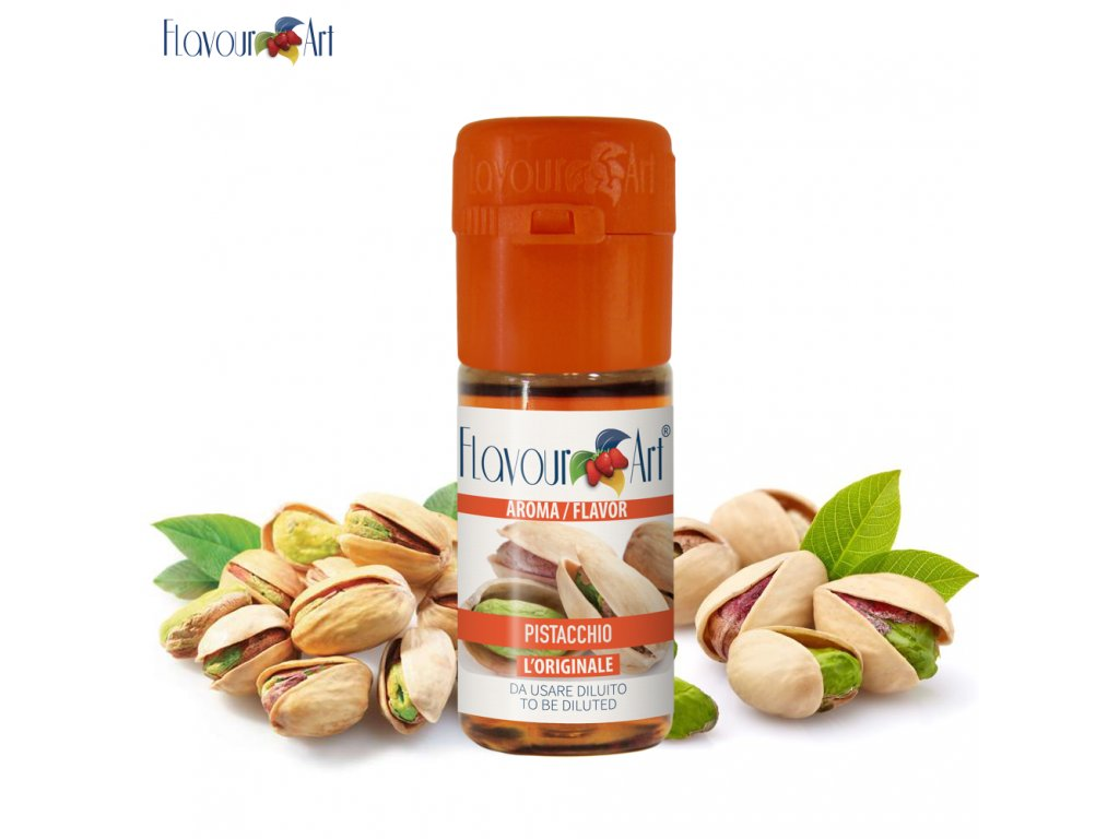 FlavourArt Pistacchio (Pistácie) Aroma