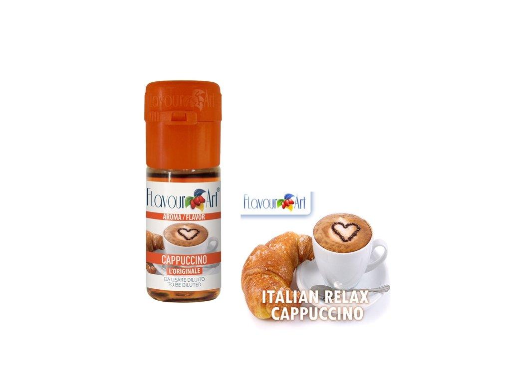 FlavourArt Cappuccino (Kapučíno) Aroma