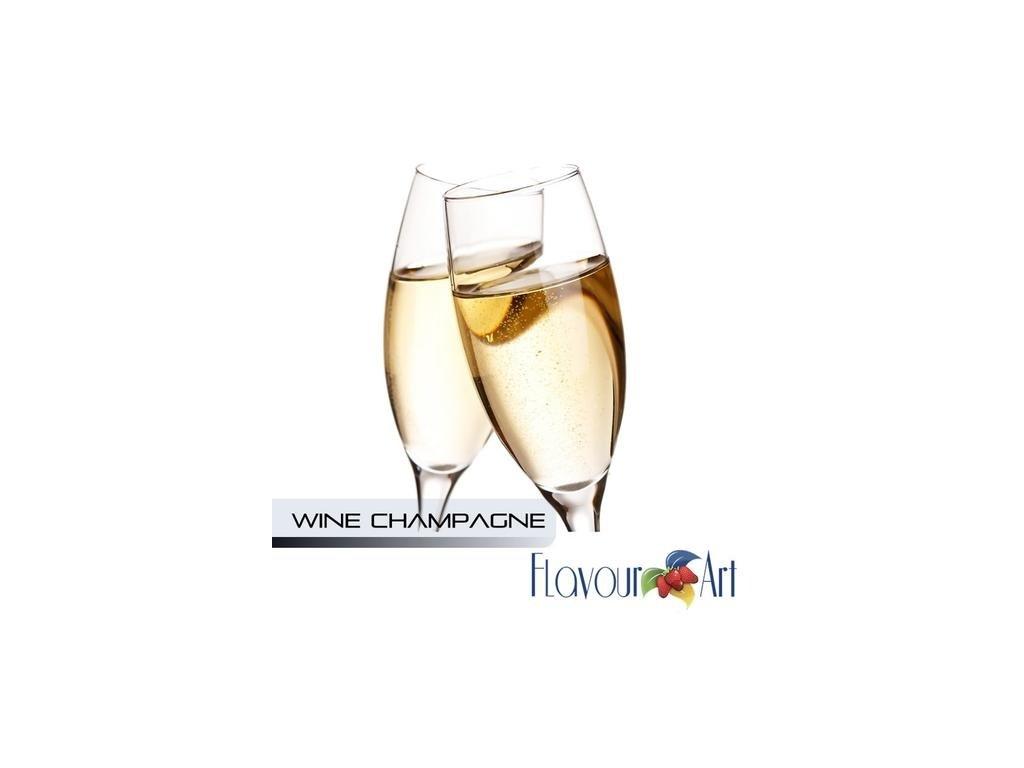 FlavourArt Wine Champagne (Šampaňské) Aroma