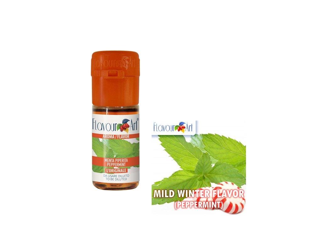 FlavourArt Peppermint (Máta) Aroma