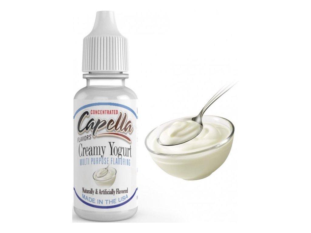 Capella Creamy Yogurt (Jogurt) Aroma