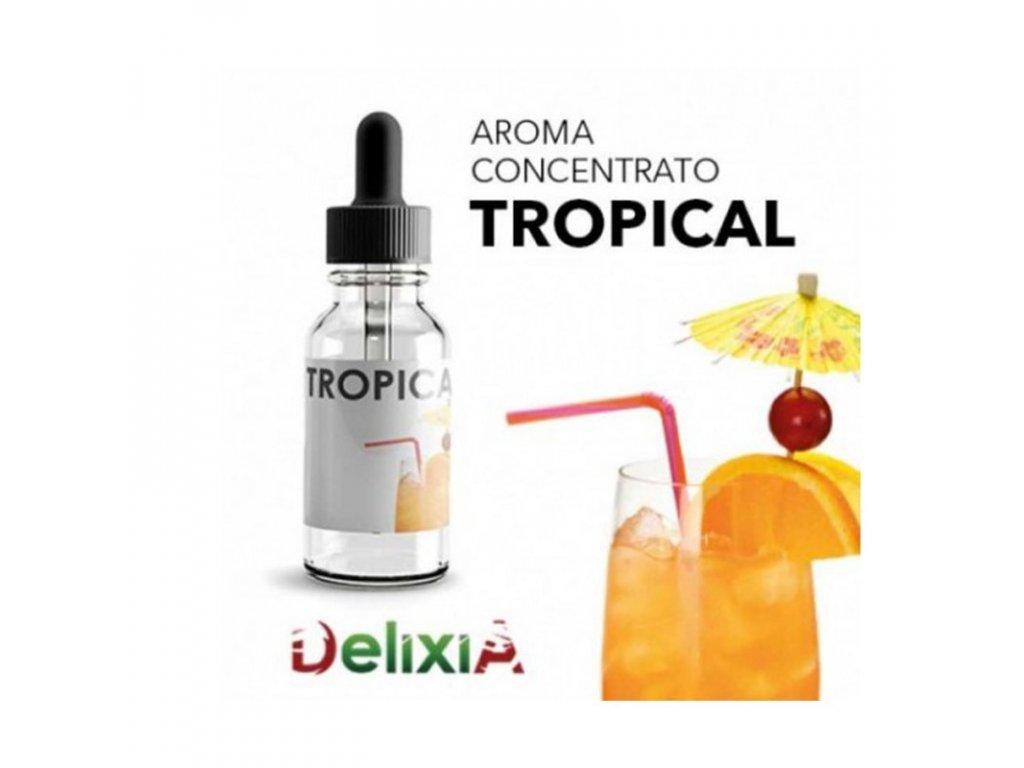 Delixia Tropical (Tropické ovoce) Aroma