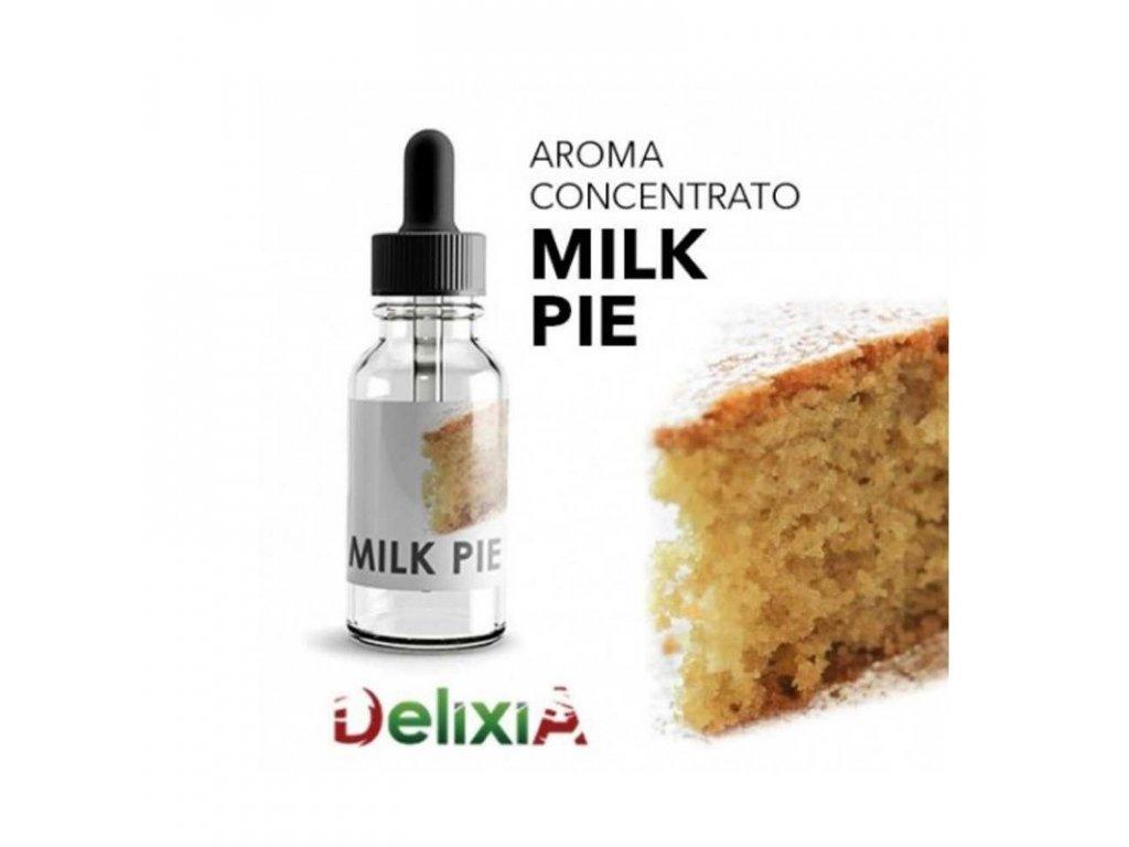 Delixia Milk Pie (Dortík a Mléko) Aroma