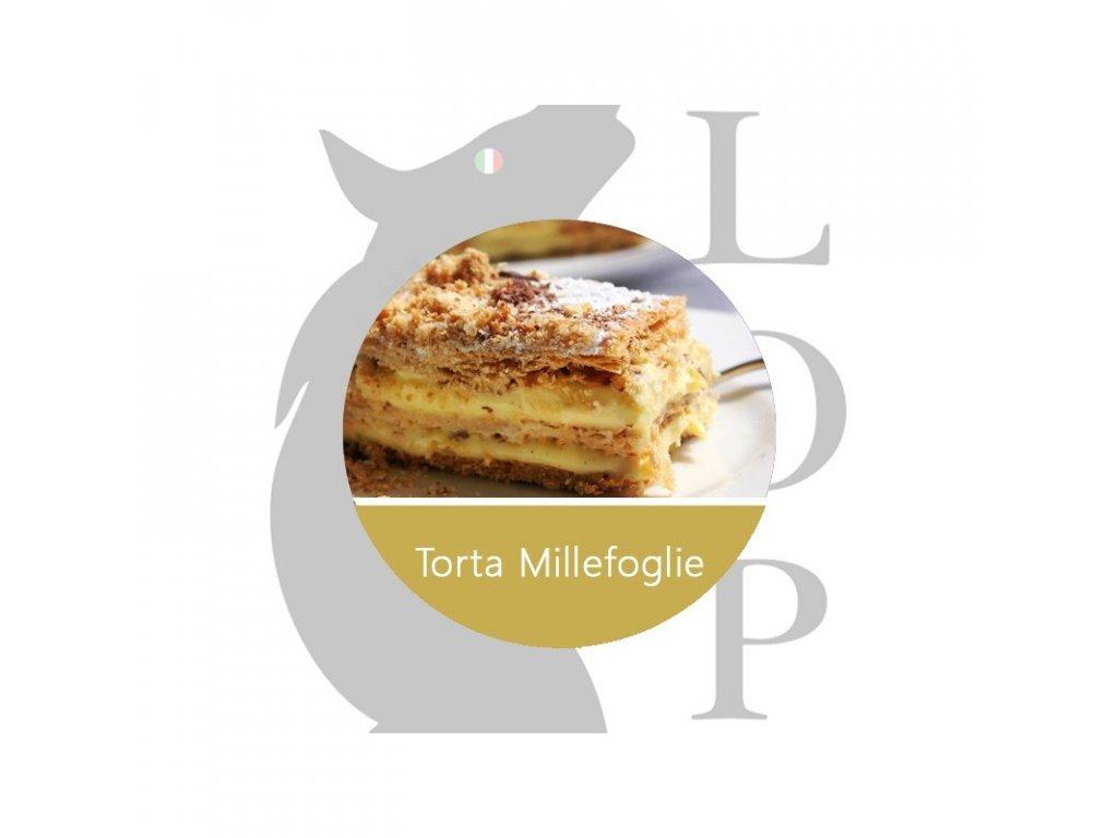 LOP Torta Millefoglie (Koláč, Vanilka) Aroma