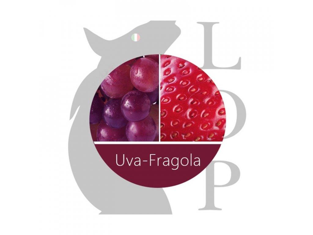 LOP Uva - Fragola (Hrozny, Jahoda) Aroma