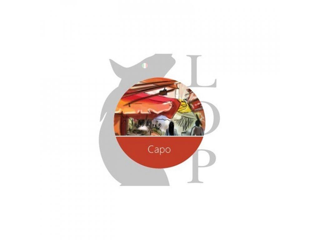 LOP Capo (Tabák) Aroma