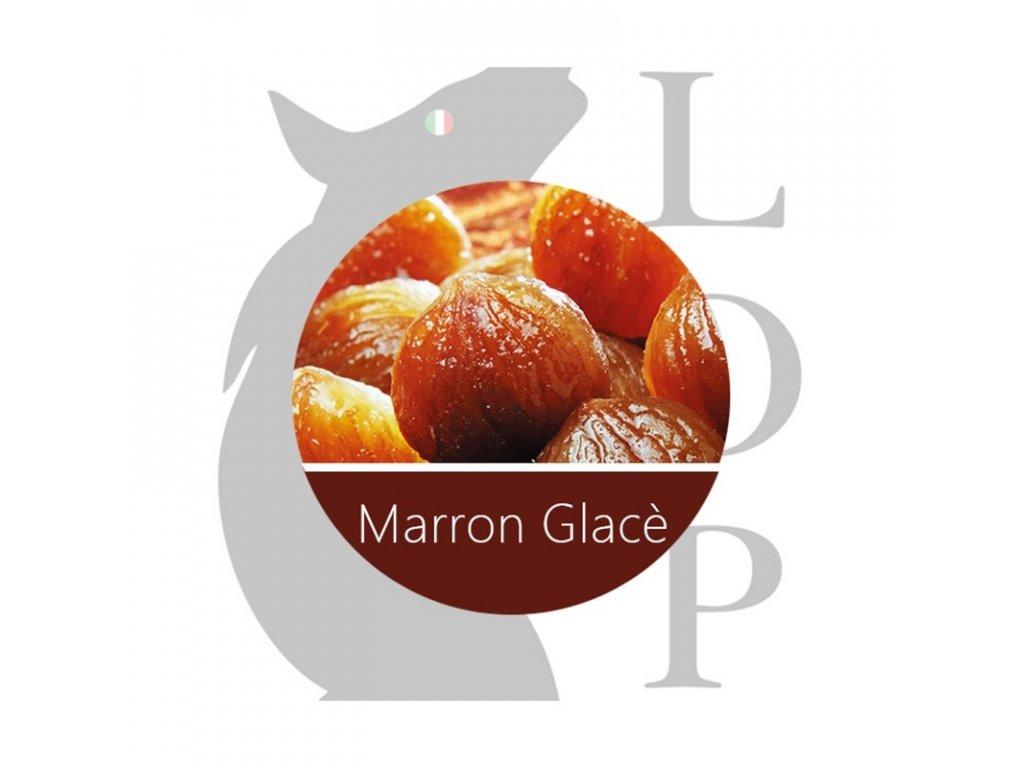 LOP Marron glacé (Kaštany kandované) Aroma