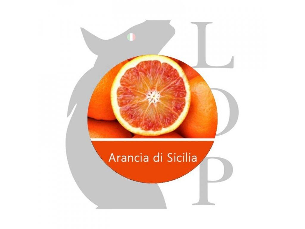 LOP Arancia di Sicilia (Pomeranč červený) Aroma