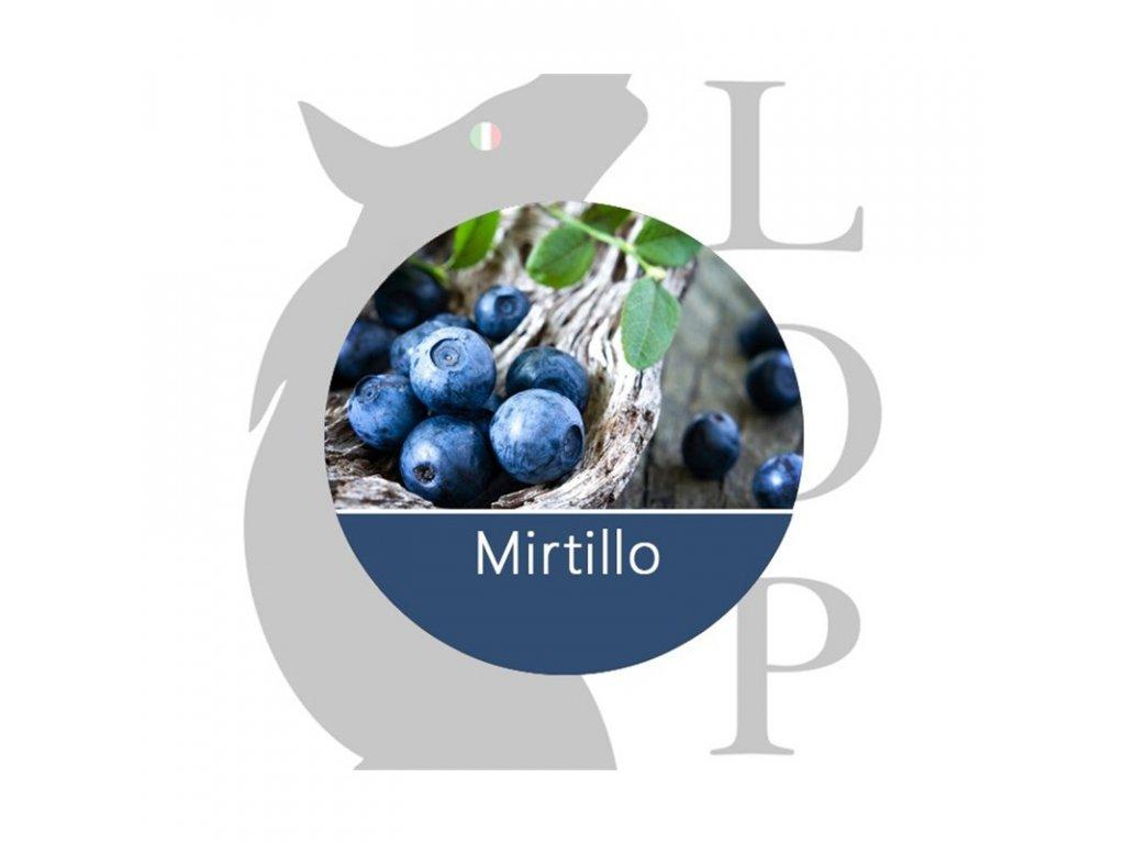 LOP Mirtillo (Borůvka) Aroma