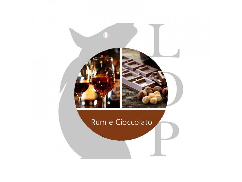 LOP Rum e Cioccolato (Rum, Čokoláda) Aroma