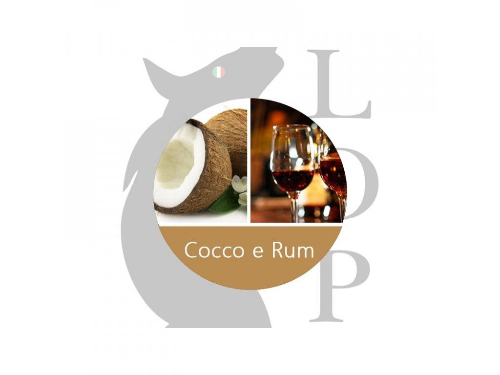 LOP Cocco e Rum (Kokos, Rum) Aroma