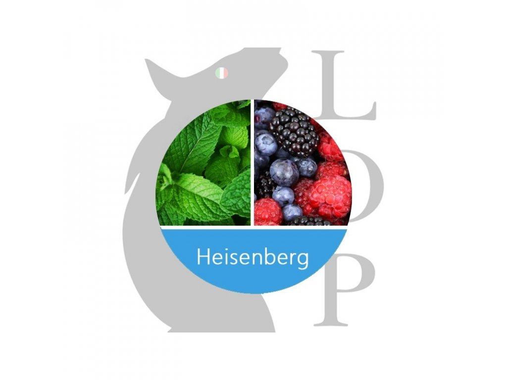 LOP Heisenberg (Ovoce, Máta) Aroma