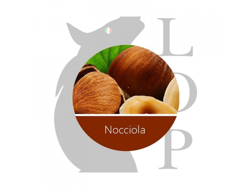 LOP Nocciola (Lískový oříšek) Aroma
