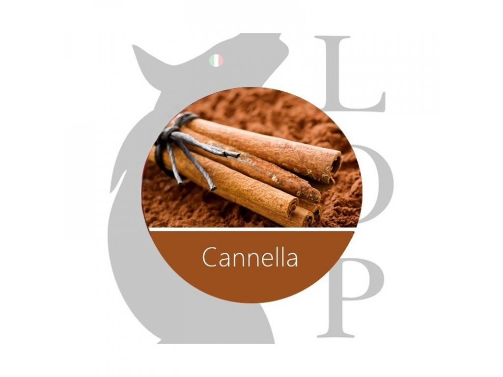 LOP Cannella (Skořice) Aroma