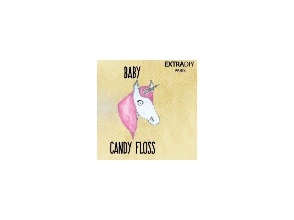 ExtraDIY Baby Candy floss ( Cukrová vata) Aroma