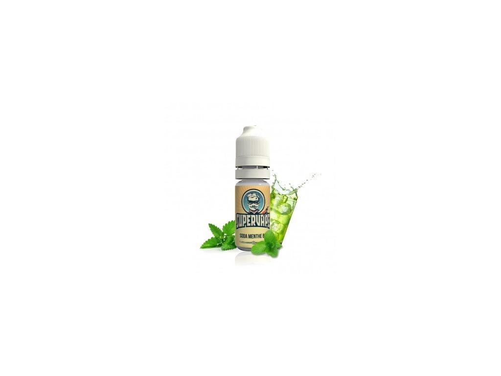 SuperVape Soda Menthe Bio (Mátová limonáda) Aroma