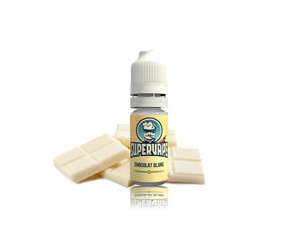 SuperVape Chocolat Blanc (Čokoláda bílá) Aroma