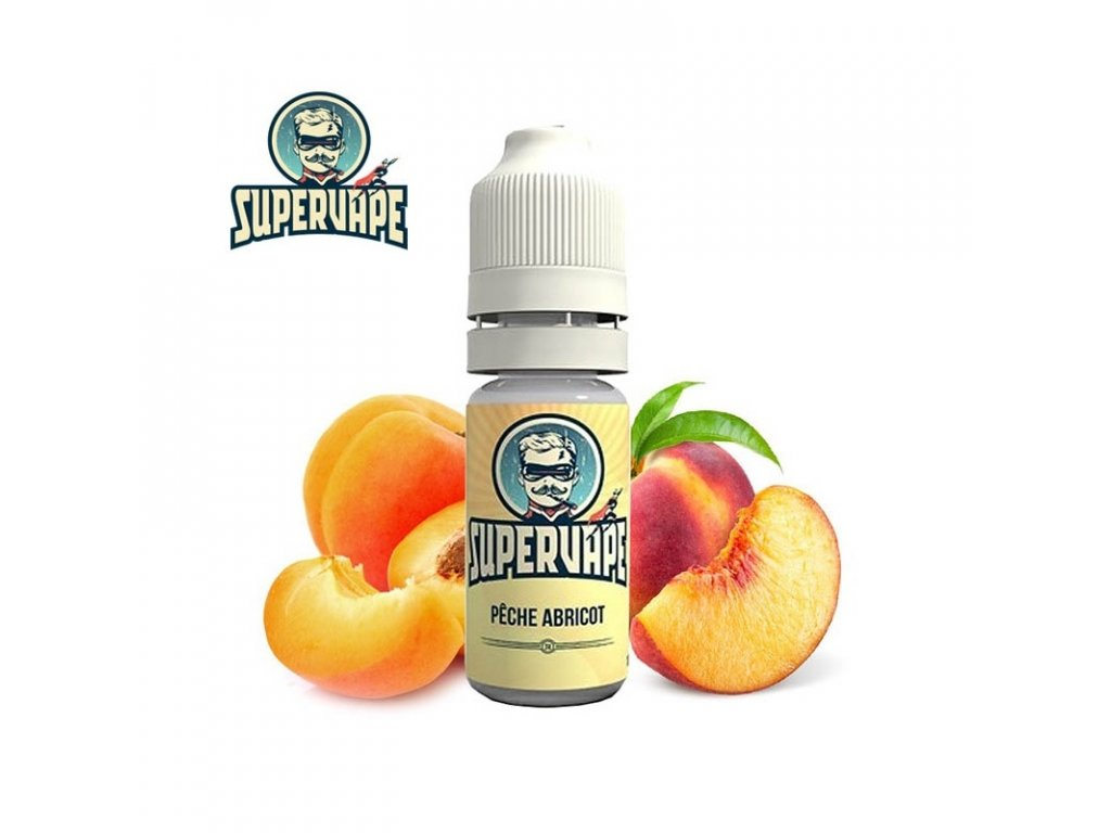 SuperVape Peche Abricot (Broskev a Meruňka) Aroma