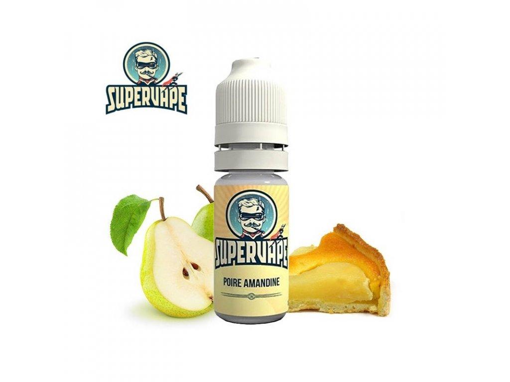 SuperVape Poire Amandine (Hruškový koláč) Aroma