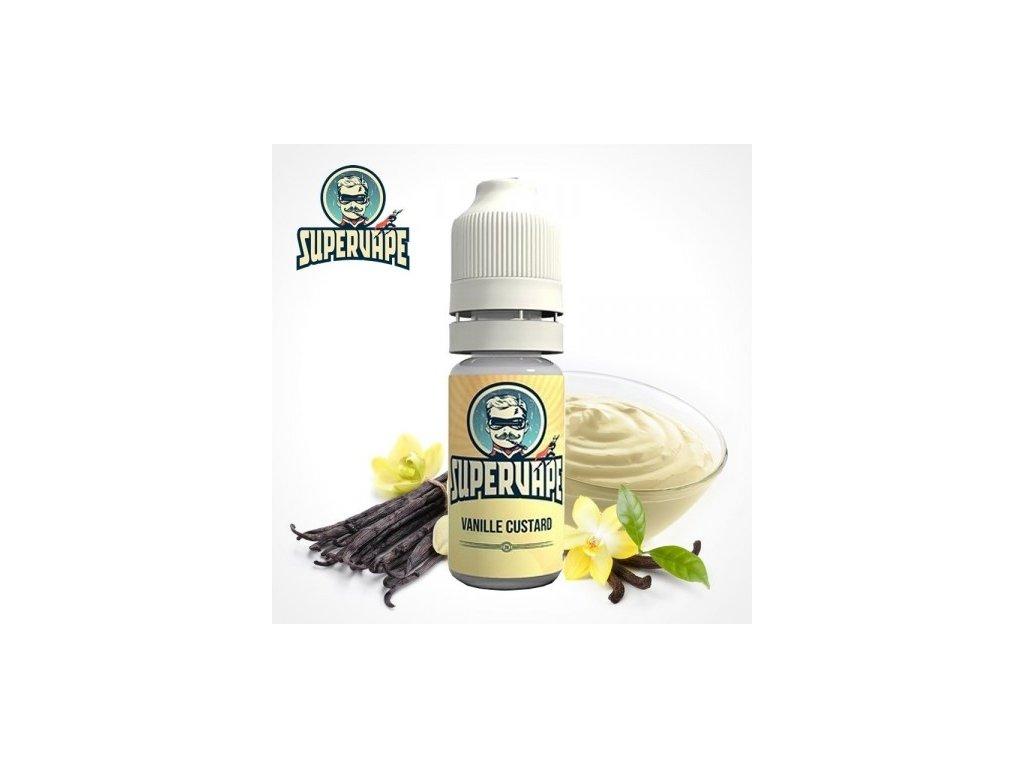 SuperVape Vanille Custard (Pudink Vanilka) Aroma