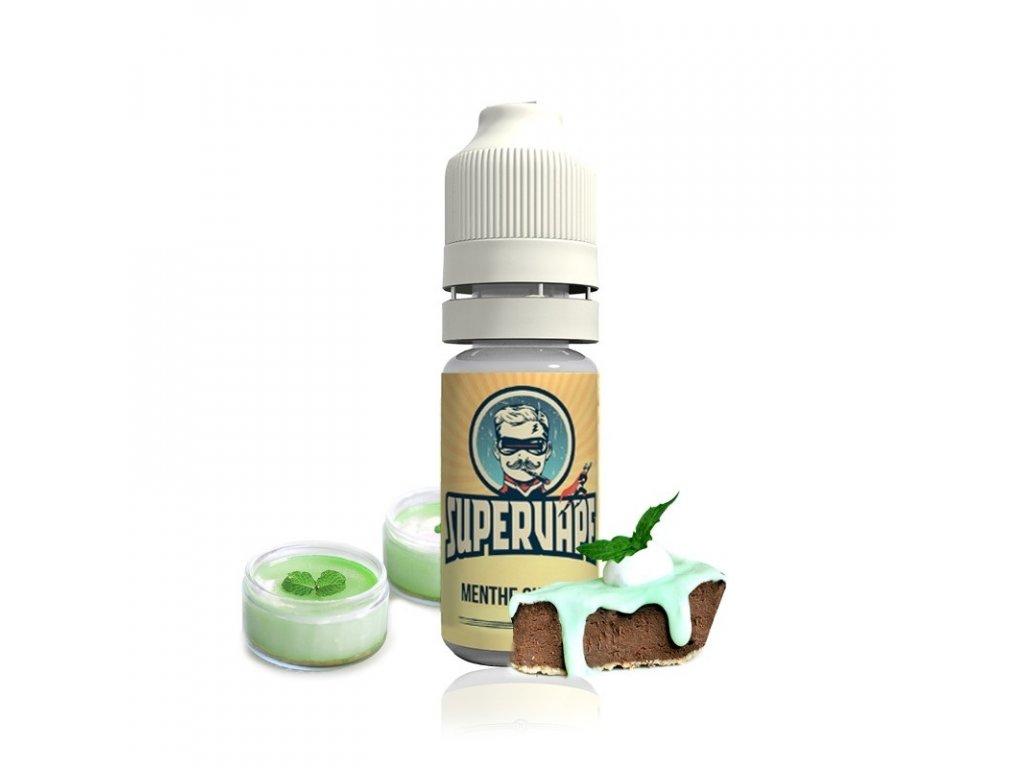 SuperVape Menthe Custard (Pudink Máta) Aroma