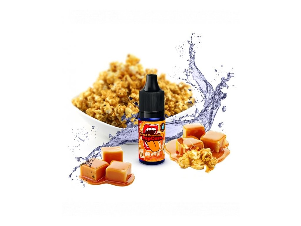 Big Mouth - Classical - Salted Caramel Popcorn (Popcorn) Aroma