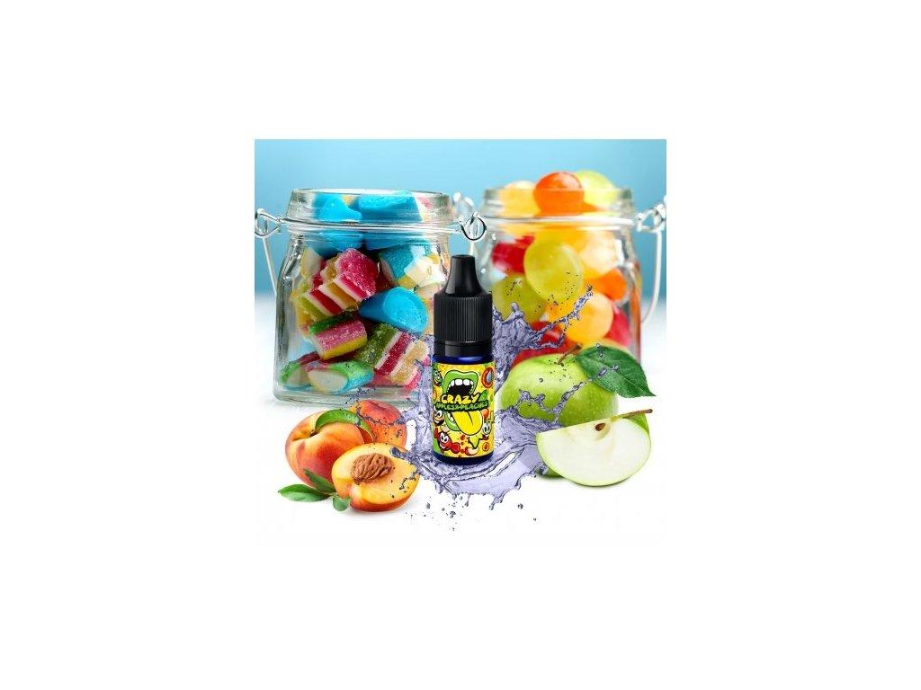 Big Mouth - Classical - Crazy Apples and Peaches (Bonbóny) Aroma