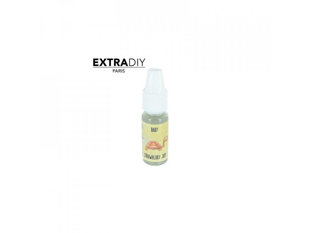 ExtraDIY Baby Strawberry Jam (Jahodový džem) Aroma