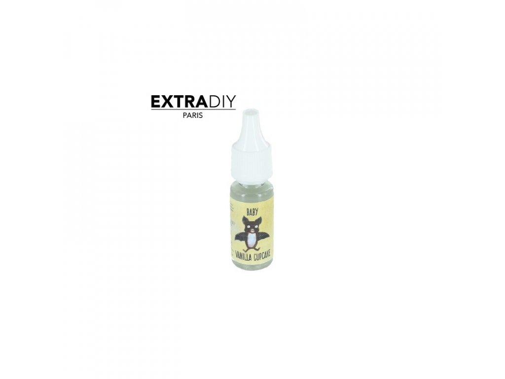 ExtraDIY Baby Vanilla Cupcake (Vanilkový košíček) Aroma