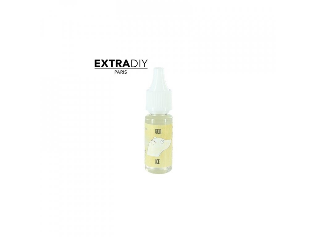 ExtraDIY God Ice (Máta ledová) Aroma