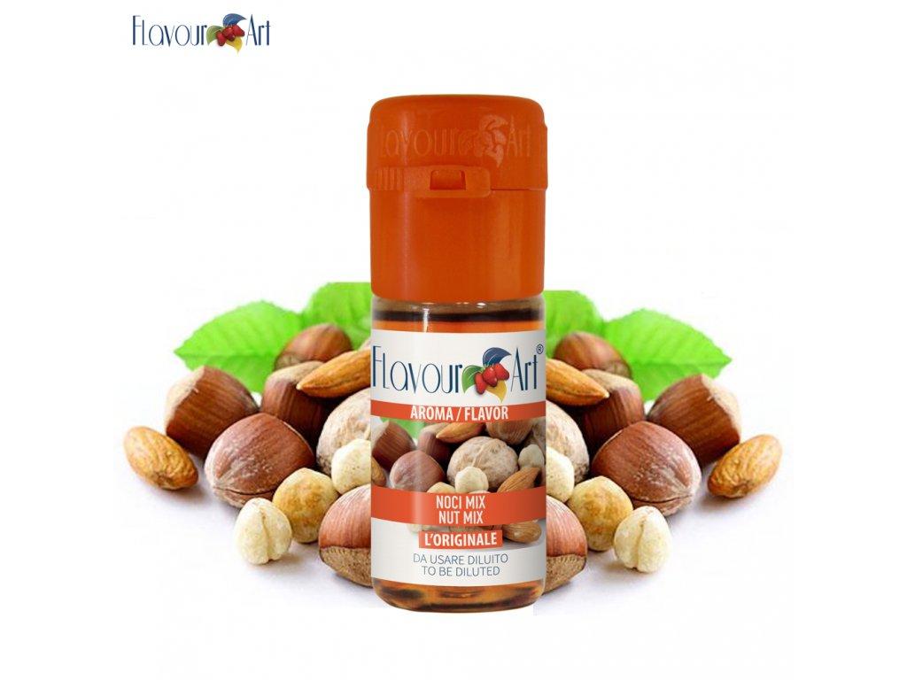 FlavourArt Nut Mix (Ořech) Aroma