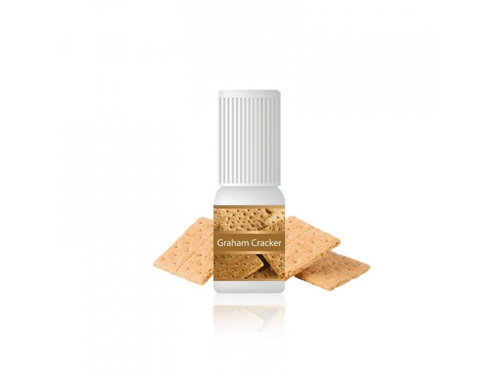 LOP Graham Cracker (Sušenka Grahamová) Aroma