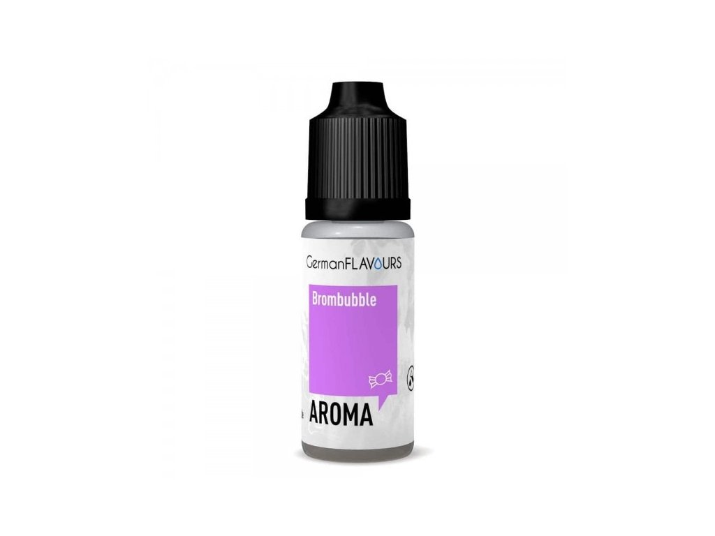 GermanFLAVOURS Brombubble (Žvýkačka) Aroma