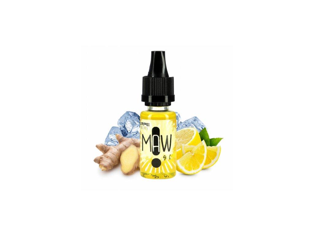Revolute - Maw Gic - Vape or DIY (Citrón a Zázvor, Chlad) Aroma