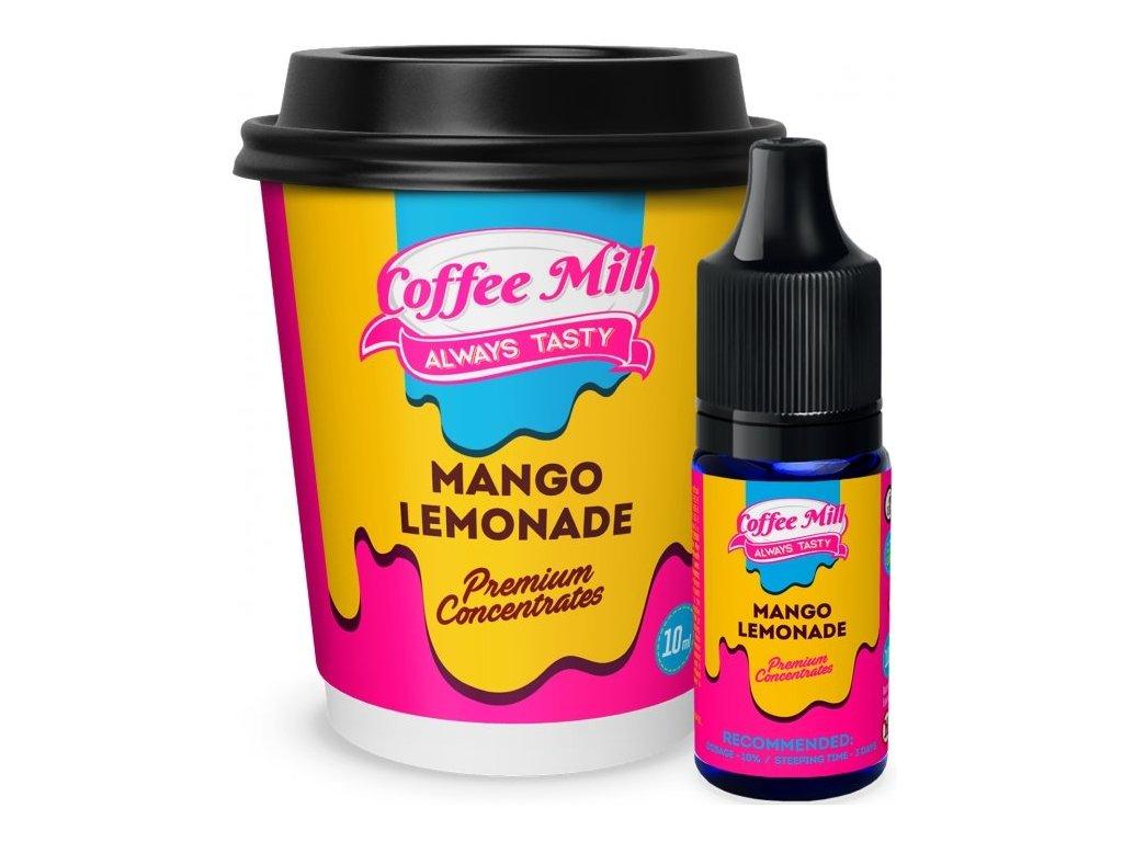 Coffee Mill Mango Lemonade (Limonáda, Mango, Citrón) Aroma