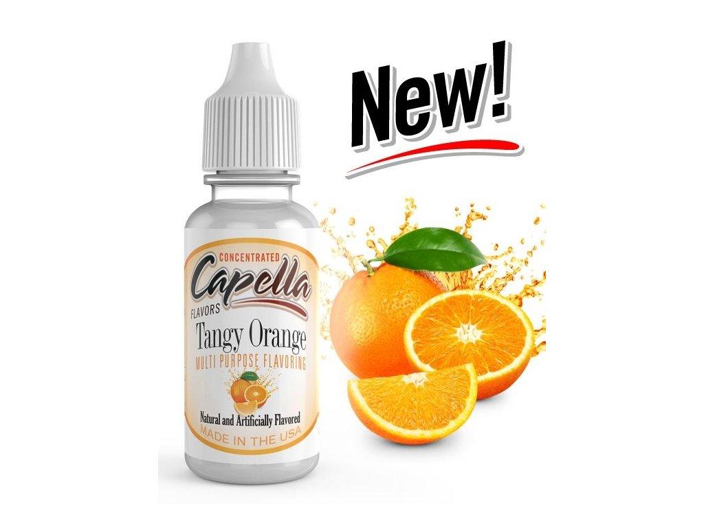 Capella Tangy Orange (Pomeranč) Aroma