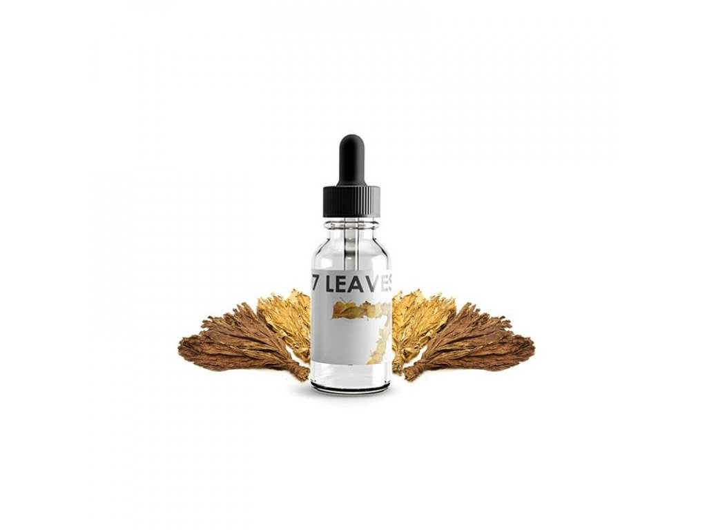 Delixia 7 Leaves (Tabák) Aroma