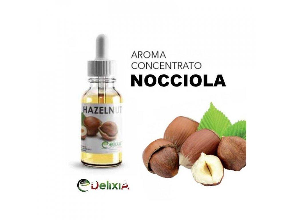 Delixia Hazelnut (Lískový oříšek) Aroma
