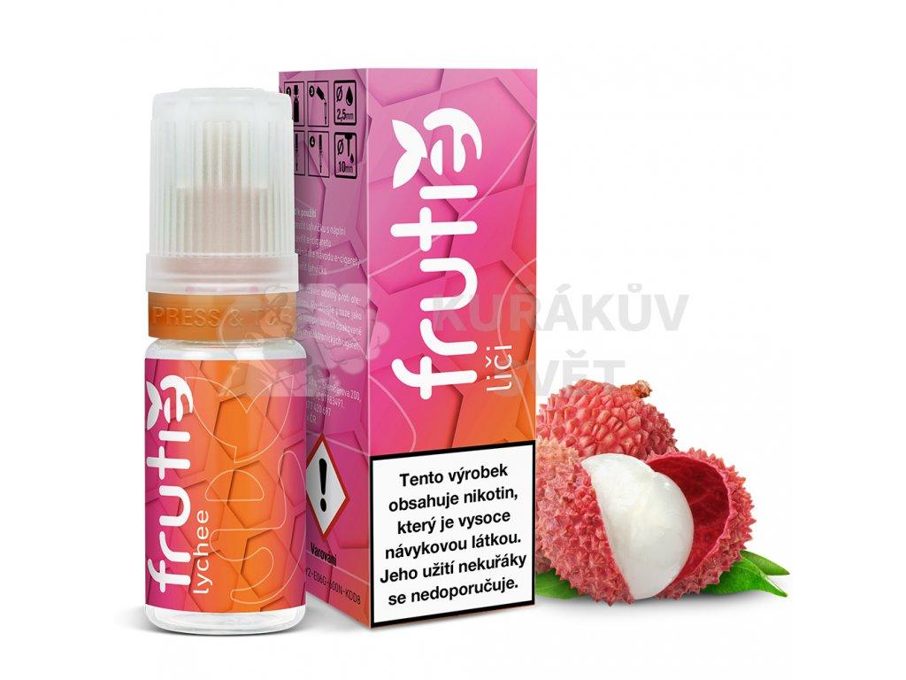 Liquid Frutie Višeň (Cherry) 10ml