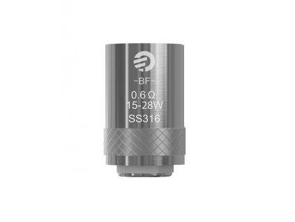 Joyetech BF SS316 MTL žhavící hlava 0,6ohmu