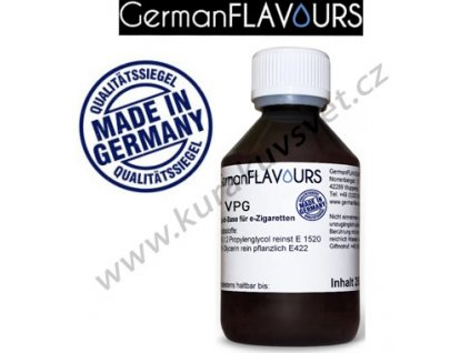 GermanFlavours báze VPG 0mg 100ml