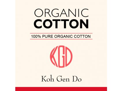 Koh Gen Do Japanese 100% Natural cotton (vata) 3ks