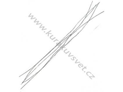 5ks 1,5ohmu bezodporový-odporový drát D
